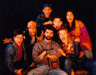 "The movie adaptation for ""Are You Afraid of the Dark?"" series will come out in October 2019"