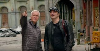 """Alita: Battle Angel"" - Behind the scenes with Robert Rodriguez and James Cameron"