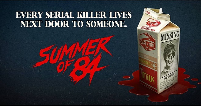 "First teaser for ""Summer of 84"", the new work from ""Turbo Kid""'s filmmakers"