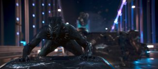 """Black Panther"" becomes the highest grossing Marvel movie in its opening week"