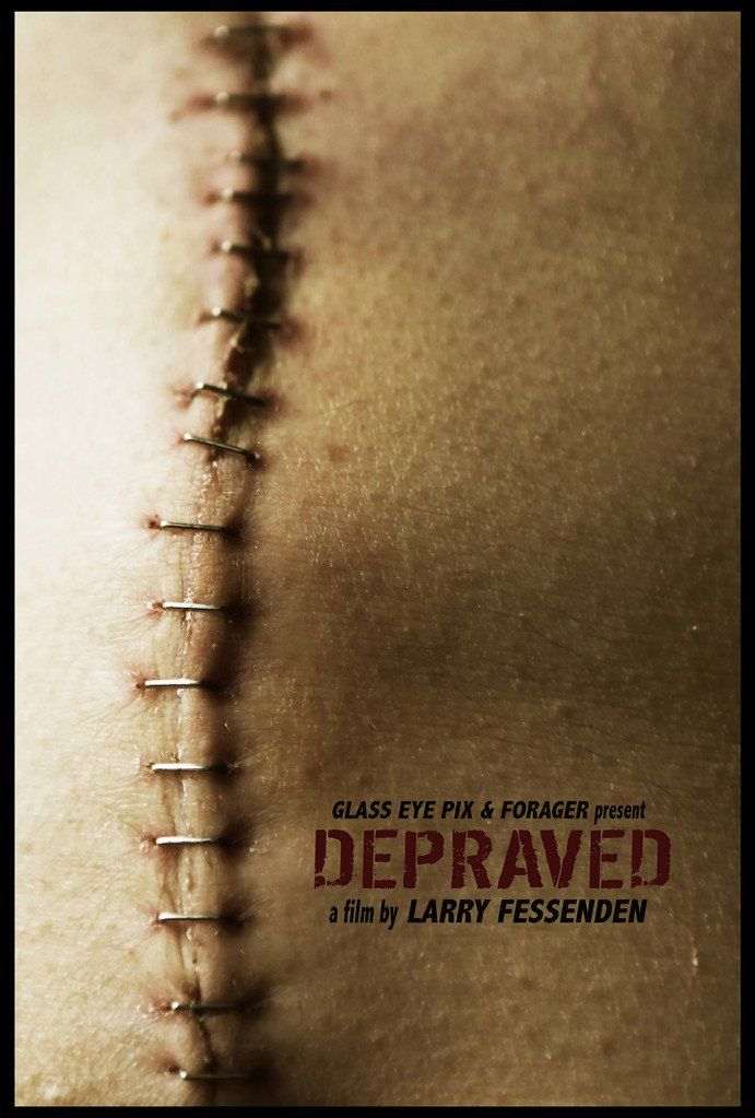 "Larry Fessenden is currently filming ""Depraved"""