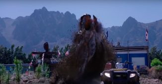 """More Graboids! Check out the trailer for """"Tremors 6: A Cold Day in Hell"""""""