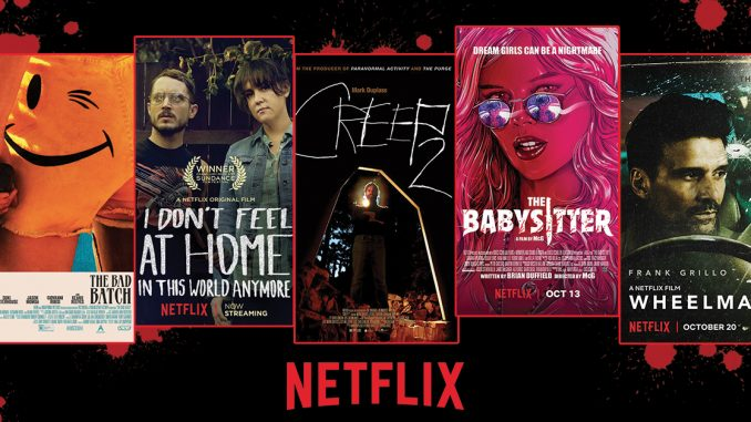 Netflix Originals: Top 11 movies until February the 22nd 2018