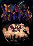 """Amazing poster for """"Blood Fest"""", world-premiering at SXSW Film Festival"""