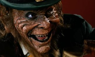 "First teaser of ""Leprechaun Returns"", currently filming"