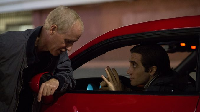 "Netflix is producing the next movie of ""Nightcrawler""'s director"