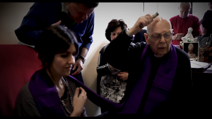 """Real exorcism documentary """"The Devil and Father Amorth"""" has the trailer out"""