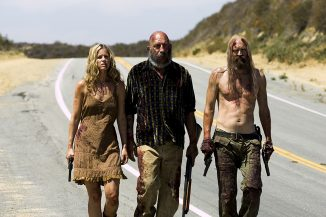 "Rob Zombie just began filming his new movie ""3 From Hell"""