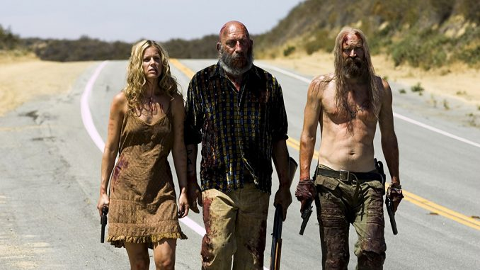 """Rob Zombie just began filming his new movie """"3 From Hell"""""""