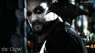 """""""The Crow"""" remake starring Jason Momoa already has an opening date"""