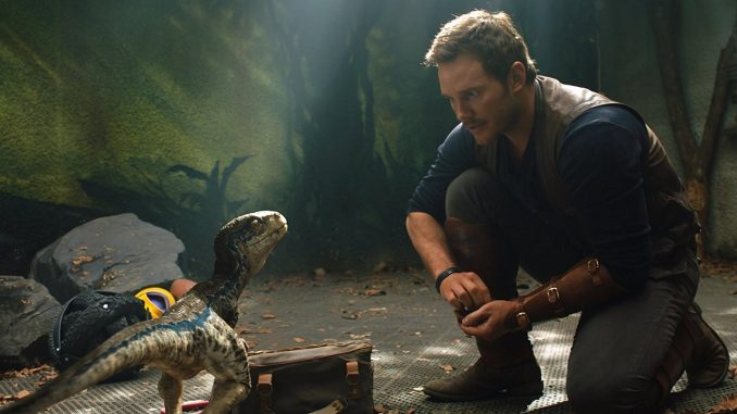 "Final trailer for ""Jurassic World: Fallen Kingdom"""