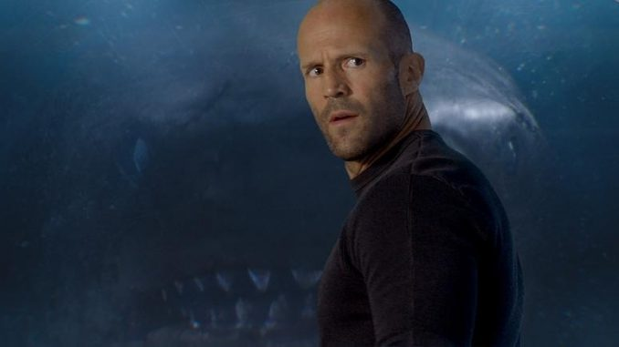 "First trailer for ""The Meg"", with Jason Statham against a giant shark"