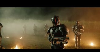 "Trailer for ""Occupation"", aliens invading Australia"
