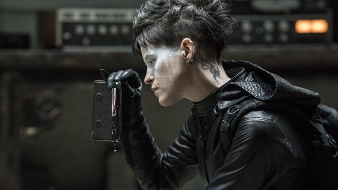 "Fede Álvarez's remake of Millenium's ""The Girl in the Spider's Web"" first trailer is already out"