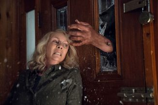 "First trailer for the upcoming new ""Halloween"" movie"