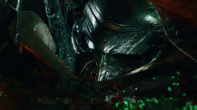 """Red band trailer and a new poster for """"The Predator"""""""