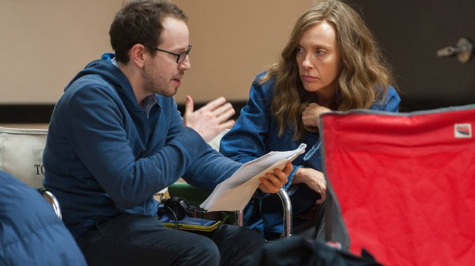 "Ari Aster, director of ""Hereditary"", is already filming his next movie"
