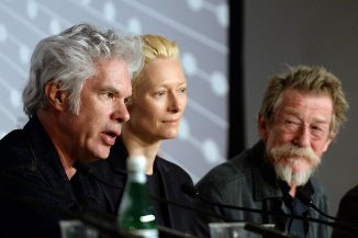 "Jim Jarmusch is filming the zombie's flick ""The Dead Don't Die"""