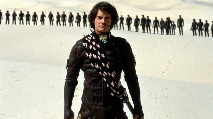 News about Denis Villeneuve's Dune remake