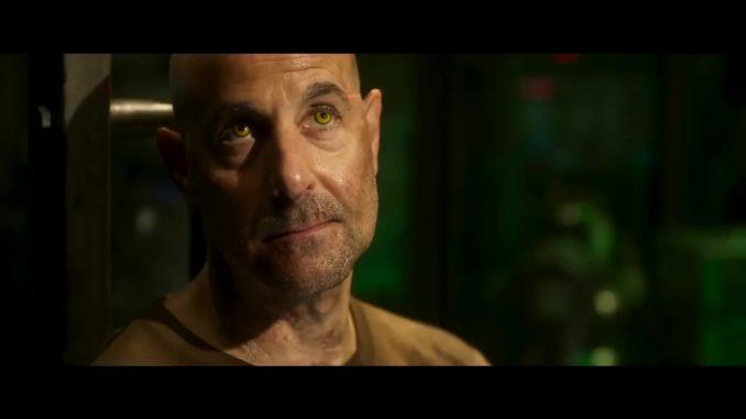 """Trailer for zombie title """"Patient Zero"""""""