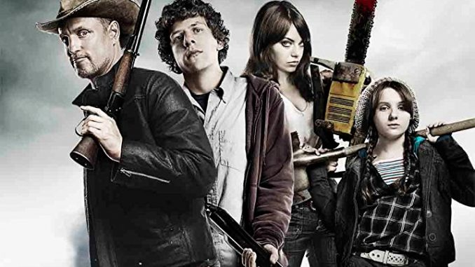 """""""Zombieland 2"""" will see the light in October 2019"""
