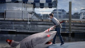 """Horror comedy """"Santa Jaws"""" is available on SyFy"""