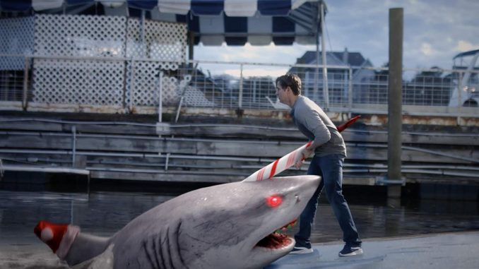 "Horror comedy ""Santa Jaws"" is available on SyFy"
