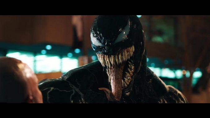 """New trailer for """"Venom"""", starring Tom Hardy"""