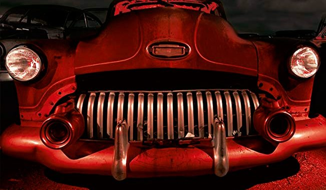 "The movie adaptation of Stephen King's ""From a Buick 8"" is in development"