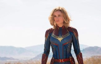 "First trailer of ""Captain Marvel"", coming up in 2019"
