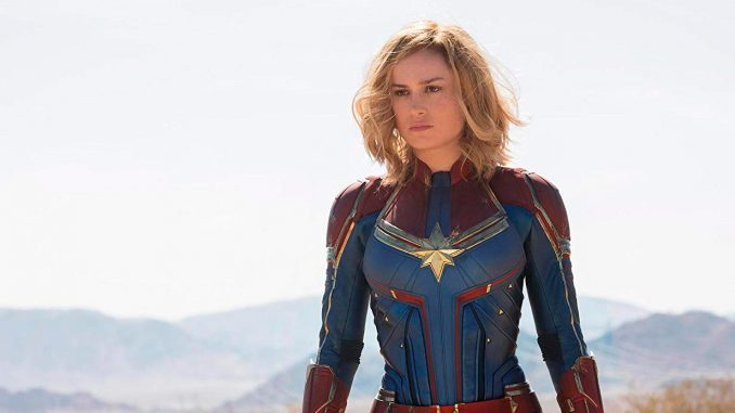 """First trailer of """"Captain Marvel"""", coming up in 2019"""