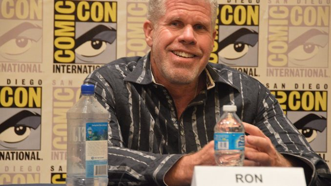 "Ron Perlman joins Milla Jovovich and Paul W.S. Anderson for ""Monster Hunter"""