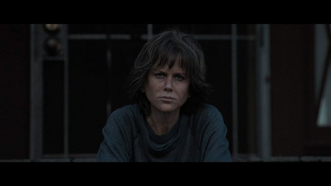 "First trailer for Karyn Kusama's new movie ""Destroyer"""