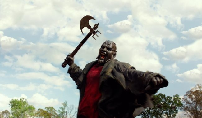 jeepers creepers 3 cathedral trailer español