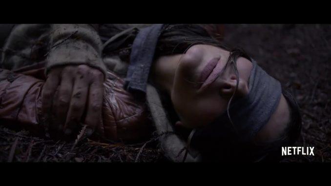 """Sandra Bullock stars in horror sci-fi """"Bird Box"""", on Netflix this Xmas"""