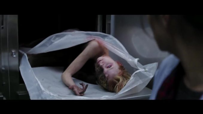 """Trailer for the upcoming in November """"The Possession of Hannah Grace"""""""