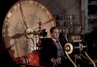 "Andy Muschietti to direct ""The Time Machine"" remake"