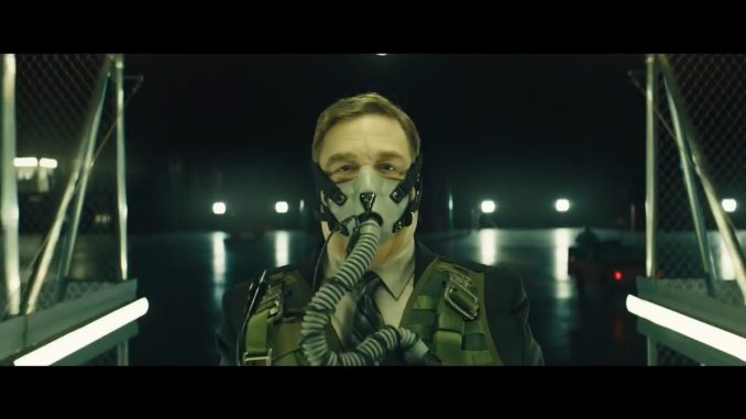"The aliens have taken Earth. Trailer of ""Captive State"""
