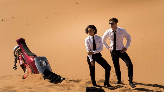 """Another movie spin-off with the trailer out: """"Men in Black International"""""""