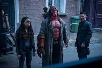 "The first trailer for the ""Hellboy"" reboot is out"