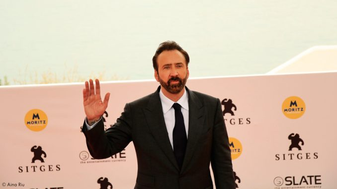 """Nicolas Cage to star Lovecraft adaptation """"The Colour Out of Space"""""""