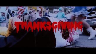 "Rumors time: Is Eli Roth working on the full movie ""Thanksgiving""?"