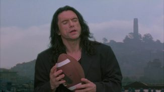 "The creator of ""The Room"", Tommy Wiseau, is back with ""Big Shark"""