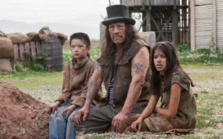 """Danny Trejo vs pig-soldiers in the """"Bullets of Justice"""" teaser"""