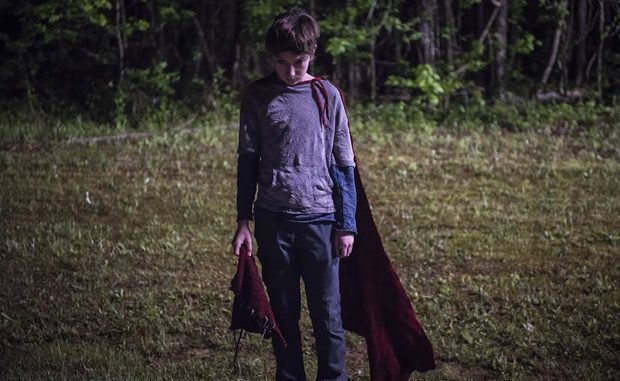 "New trailer of ""Brightburn"", the evil kid that came from the sky"