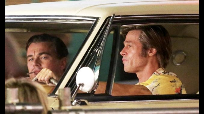 "The first trailer of Tarantino's ""Once Upon a Time in Hollywood"" is finally out"