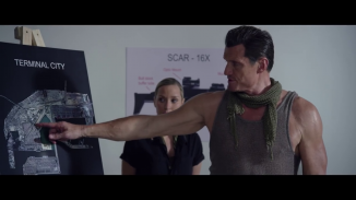 "Trailer: Dolph Lundgren is a zombie hunter in ""Dead Trigger"""