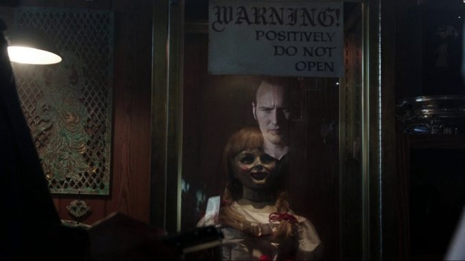 """Annabelle Comes Home"" and we can watch its trailer now"