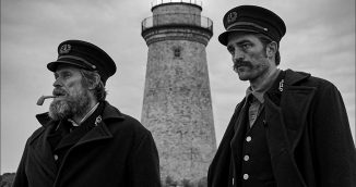 """First look at """"The Lighthouse"""", the new Robert Eggers movie premiering in Cannes"""