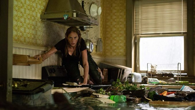 """First trailer of """"Crawl"""", directed by Alexandre Aja and produced by Sam Raimi"""